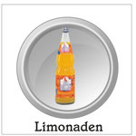 Limonaden orange / zitrone / diät / Cola Mix / Coca Cola Produkte