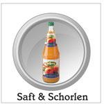 Saft  100 % / Schorlen /