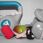 3. Platz: Mehr Sport; 8 Kilo weniger; Gesünder Essen und so´n Zeug... von Christian J.