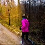 Der erste Schritt für den Lauf in einen neuen Lebensabschnitt von Carolin J.