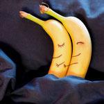 Darum sind die Bananen krumm! von Jochen S.