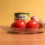 Vegetarisch leben - Dumm nur, wenn kein Gemüse im Haus ist von Jochen S.