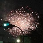 equal / 東京都・神宮外苑花火大会(2012.08.10)