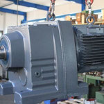 Getriebe-Motoren Reparatur - Getriebemotor reparieren - © Elektromotoren Reparaturwerk Rock Abenberg Bild 3