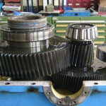 Getriebe-Motoren Reparatur - Getriebemotor reparieren - © Elektromotoren Reparaturwerk Rock Abenberg Bild 4