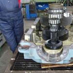 Getriebe-Motoren Reparatur - Getriebemotor reparieren - © Elektromotoren Reparaturwerk Rock Abenberg Bild 1