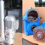 Getriebe-Motoren Reparatur - Getriebemotor reparieren - © Elektromotoren Reparaturwerk Rock Abenberg Bild 7