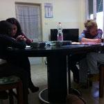 Le nostre volontari, Roberta e Rodìca...
