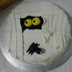 E infine, la torta!!!