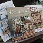 Des livres pour apprendre ou se perfectionner en couture disponibles dans votre boutique Lulu Coquelicot - magasin de tissus et laines à Romorantin, Sologne, Loir-et-Cher
