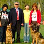 Я с Фиджи и Хоббитом и с судьёй Эрнстом Рюккертом, ЯХРОМА-2006