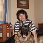 Я с Хоббитом. 2006 г.