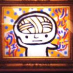 みかっしー@mika_renshoさんの作品。ちょっと!これ、芸術的やん!色使いがええねツル。
