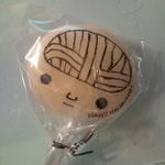 おけびさんが作った飴ツル!ハッピーツルウィンで、配って欲しいツル〜。