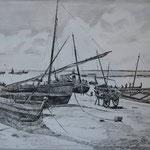 Porto da Pesca Olhão Portugal - SOLD