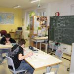 Mathestunde in der Oberstufe