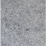 【伊達青糠目石】 岩石の種類:花崗岩 カラー:濃グレー系 石目:糠目