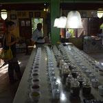 Tea Tasting Handunugoda Tea Estate