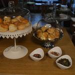 Tea Time mit nanparkal mit Scones