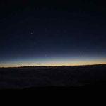 Sonnenaufgang in Tres Cruzes