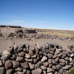 Land-Art Steinmauern :-)