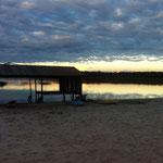 Nachtrag Laguna Blanca Paraguay