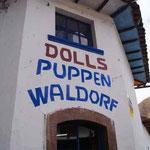 Waldorfpuppenfabrik in Peru