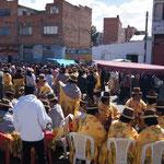 Feiertag in La Paz....