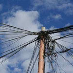 Stromverteilung à la Peru