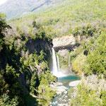 der erste von vieeelen schönen Wasserfällen