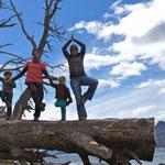 Familie Jaschke nach 8 Monaten auf Reisen