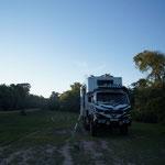 Unser Platz im Pantanal