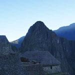 Endlich Machu Picchu