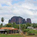 Alles schön sauber und aufgeräumt im 2 ärmsten Land Südamerikas
