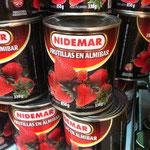 Erdbeeren in der Büchse... wenns schön macht