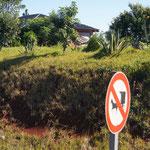 Kutschen (eher Pferde/Ochsen Fuhrwerke) verboten