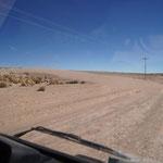 Sanddünen auf 4000m.ü.M wer hätte das erwartet...