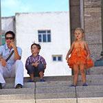 Rosario Trip mit José und Analia