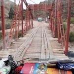 Über 7 Brücken musst du gehn