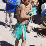 Festlichkeiten in Mara Peru