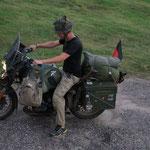 Endlich wieder ein Moped unterm hintern!