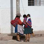 Dorftrasch auf peruanisch