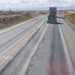 Fahren wie auf Schienen :-)
