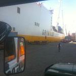Unser Schiff....