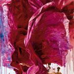 Escombro, 2009, óleo sobre papel, 76,5x57 cm