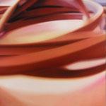 Principio de incertidumbre I, II y III, 2004/05, óleo sobre lienzo, 150x450 cm