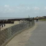 Die Duhner Strand Promenade