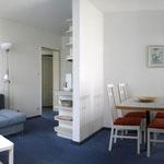 Ferienwohnung C4 mit Balkon für 2 Personen Cuxhaven Duhnen