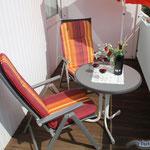 Ferienwohnungen Wittholm mit Balkon in Cuxhaven Duhnen