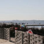 Promenade, Strand, Nordsee und Neuwerk
